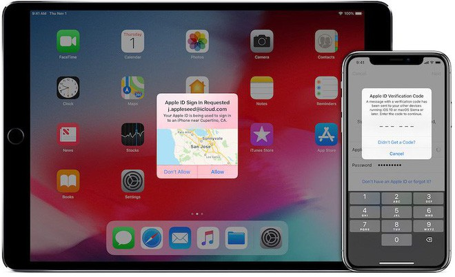 Apple bị kiện vì không cho người dùng tắt tính năng bảo mật hai lớp - Ảnh 1.