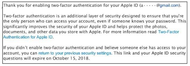 Apple bị kiện vì không cho người dùng tắt tính năng bảo mật hai lớp - Ảnh 3.