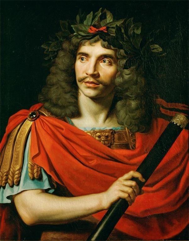 Molière là ai mà được xuất hiện trên Google Doodle hôm nay - Ảnh 3.