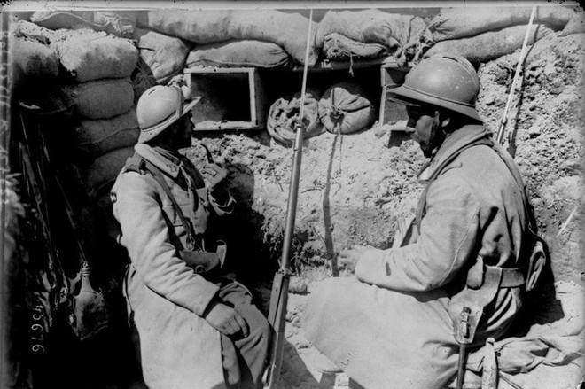 Mũ bảo hiểm của người lính xuyên suốt hai cuộc chiến tranh thế giới khác nhau như thế nào? - Ảnh 4.