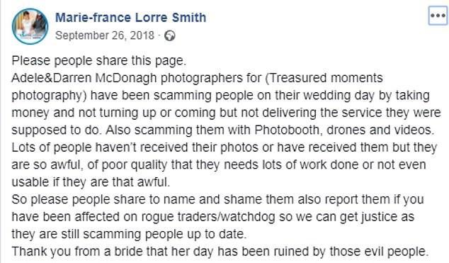 Hơn 200 cặp vợ chồng cùng kiện công ty nhiếp ảnh vì nhận được ảnh cưới mờ tịt, xấu hơn chụp bằng smartphone! - Ảnh 10.