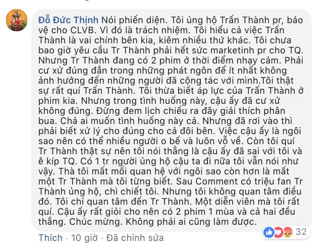 Toàn cảnh drama cung đấu Trạng Quỳnh và Cua Lại Vợ Bầu ầm ĩ mùa phim Tết 2019 - Ảnh 8.