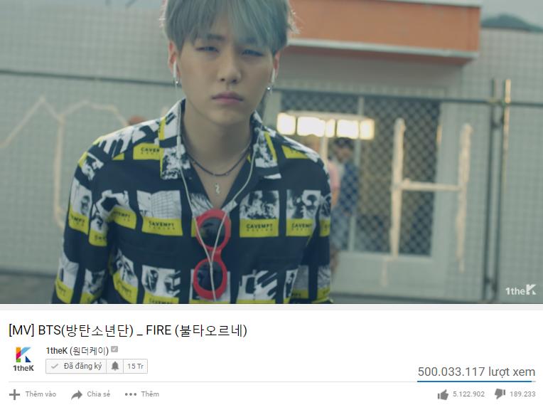 Cháy lên nào ARMY ơi! Bản hit làm nên tên tuổi BTS chính thức thiết lập thành tích mới trên YouTube rồi đây - Ảnh 1.