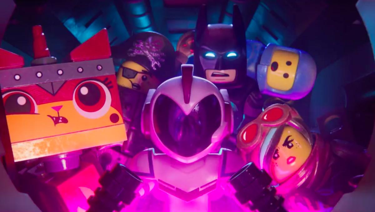 Phòng vé Bắc Mỹ đón Tết Ta ảm đạm: Sở hữu cốt truyện chất lượng, The LEGO Movie 2 vẫn ra mắt nhạt nhòa - Ảnh 2.