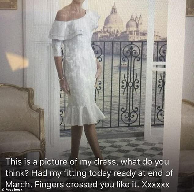 Bức xúc vì mẹ chồng tương lai chọn váy vừa trắng vừa điệu như váy cưới, cô dâu đăng đàn hỏi ý kiến cư dân mạng và đây là kết quả - Ảnh 2.