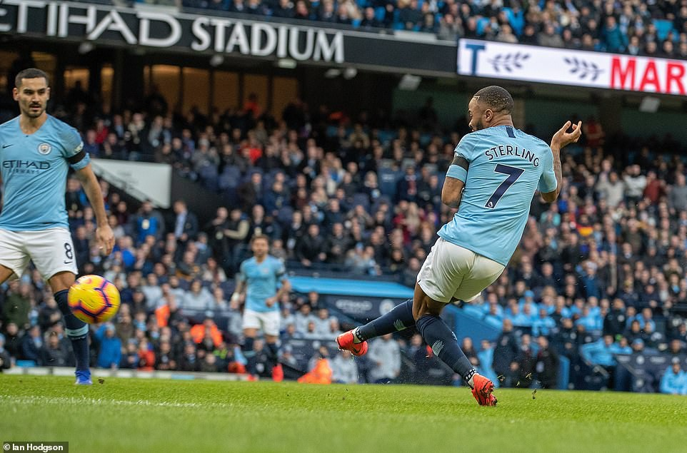 Bạn thân của Messi lại ghi 3 bàn, Man City hủy diệt Chelsea 6 bàn không gỡ, đòi lại ngôi đầu bảng từ tay Liverpool - Ảnh 2.