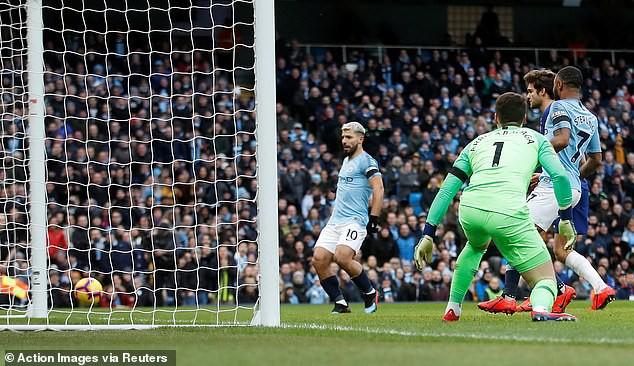 Bạn thân của Messi lại ghi 3 bàn, Man City hủy diệt Chelsea 6 bàn không gỡ, đòi lại ngôi đầu bảng từ tay Liverpool - Ảnh 3.