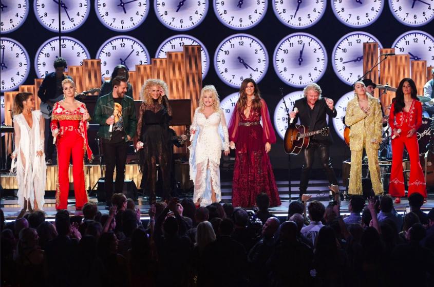 Grammy 2019: BTS gây ấn tượng mạnh, Lady Gaga bật khóc khi thắng đậm, loạt rapper lên ngôi vương - Ảnh 12.