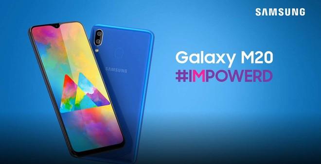 Galaxy M20 lộ giá bán rẻ như Xiaomi tại Việt Nam, bán ra ngay giữa tháng 2 - Ảnh 1.