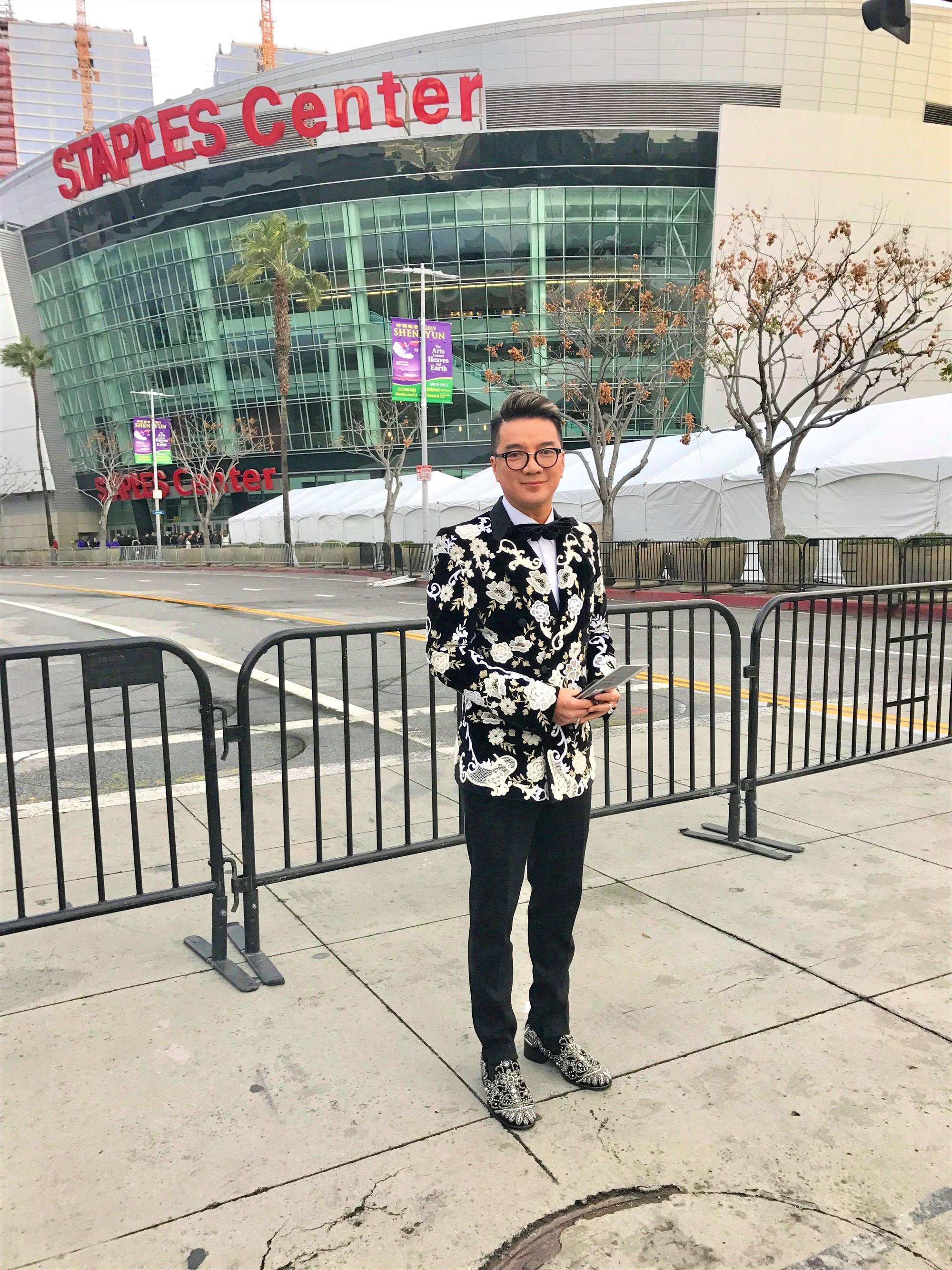 Đàm Vĩnh Hưng là nghệ sĩ Việt Nam duy nhất góp mặt tại lễ trao giải Grammy 2019 - Ảnh 5.