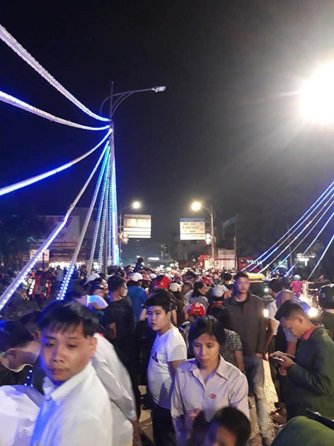 Nữ sinh viên đại học ở Thái Nguyên liên tục đăng status buồn chán trước khi nhảy cầu tự tử đêm mùng 5 Tết - Ảnh 1.