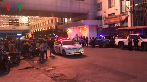 Campuchia: Phát hiện bom hẹn giờ tại sòng bạc - Ảnh 1.