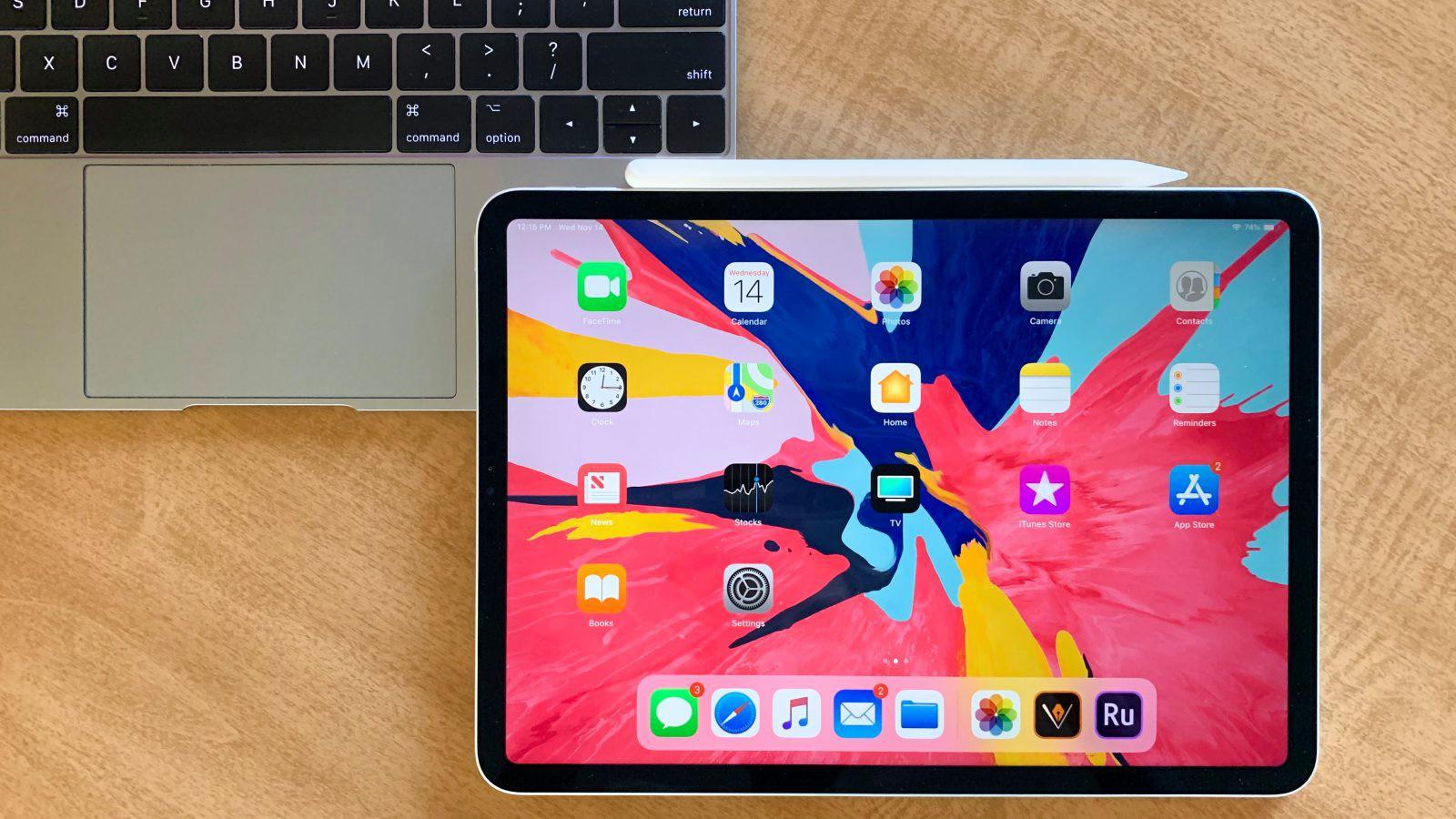 Đừng dán kính cường lực cho iPad Pro 2018, cẩn thận lỗi cảm ứng và Face ID trục trặc - Ảnh 1.