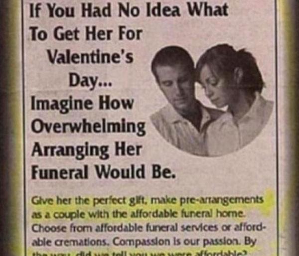 Valentine sắp đến rồi, các chàng trai đừng dại mà tặng quà độc thế này nhé! - Ảnh 9.