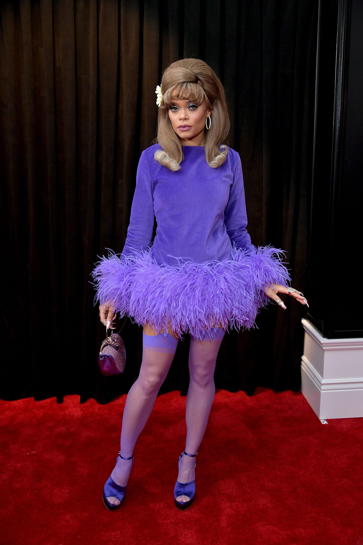 Mặc cùng một BST: Katy Perry trông lạ mắt, Kylie Jenner thì chiếm trọn spotlight tại Grammy vì... mặc xấu - Ảnh 13.