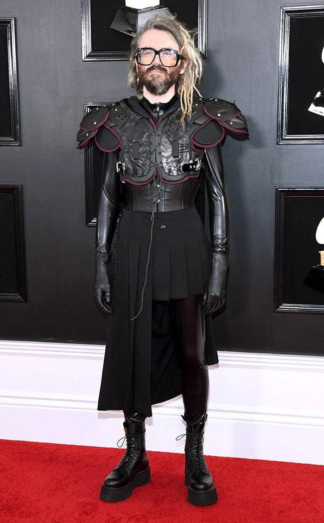 Mặc cùng một BST: Katy Perry trông lạ mắt, Kylie Jenner thì chiếm trọn spotlight tại Grammy vì... mặc xấu - Ảnh 14.