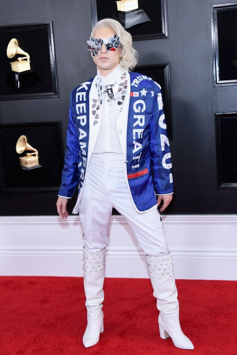 Mặc cùng một BST: Katy Perry trông lạ mắt, Kylie Jenner thì chiếm trọn spotlight tại Grammy vì... mặc xấu - Ảnh 15.