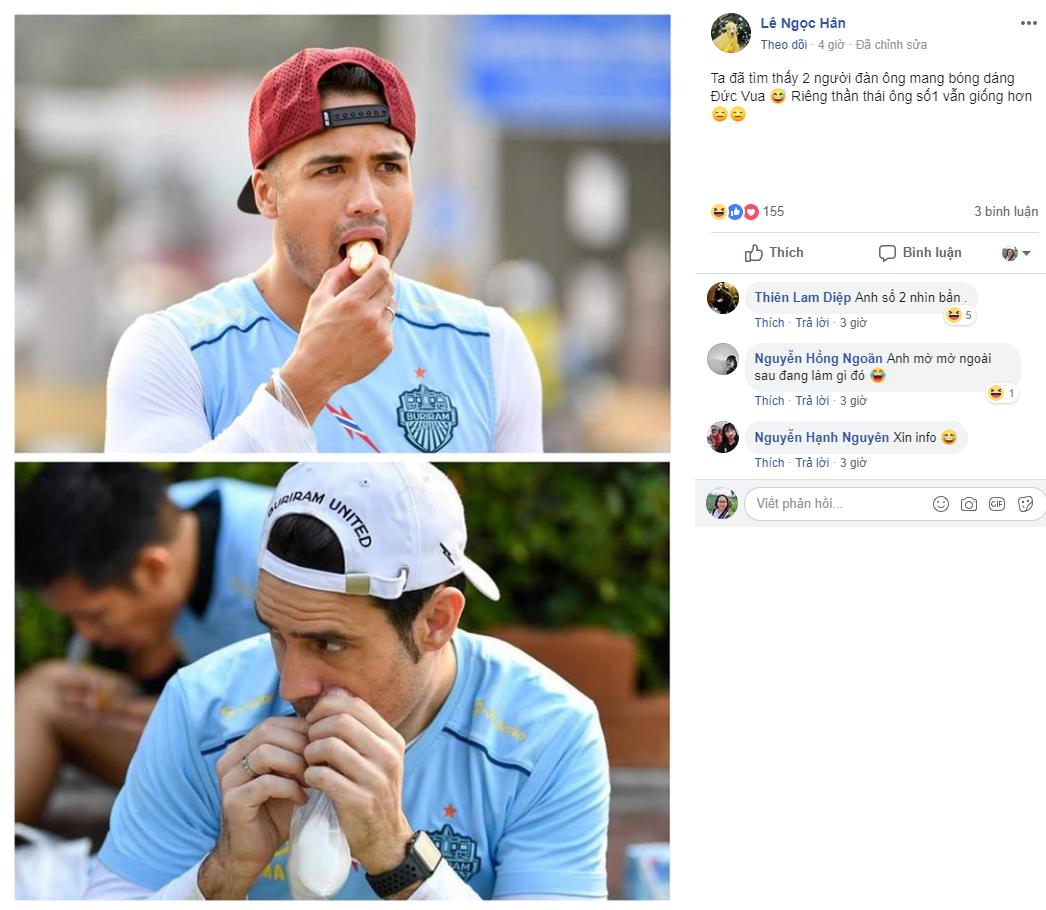 Vì Xuân Trường, fan Việt tạo ra cơn bão tương tác ở fanpage Buriram United - Ảnh 8.