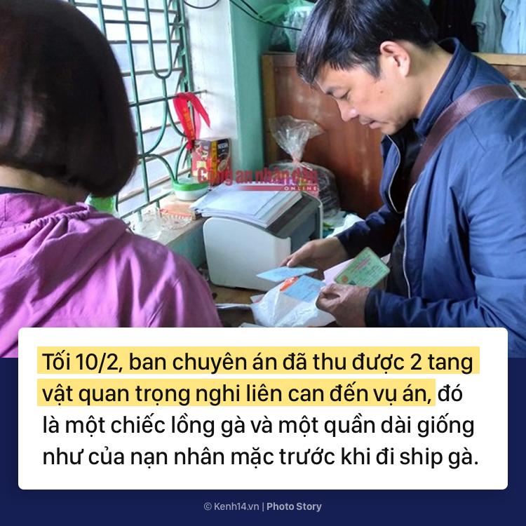 Toàn cảnh vụ sát hại nữ sinh giao gà tại tỉnh Điện Biên gây chấn động dư luận thời gian qua - Ảnh 7.