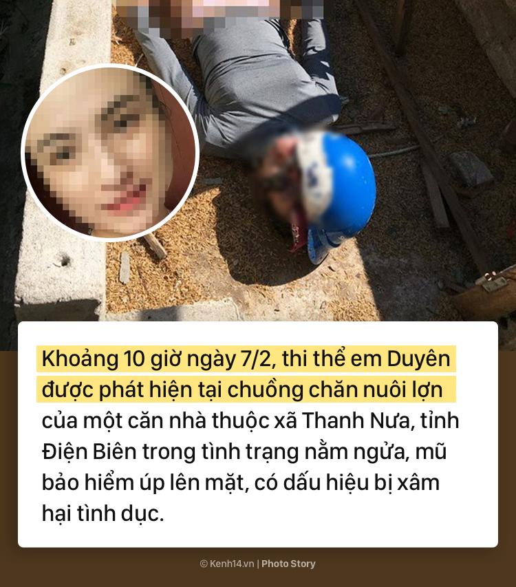 Toàn cảnh vụ sát hại nữ sinh giao gà tại tỉnh Điện Biên gây chấn động dư luận thời gian qua - Ảnh 5.