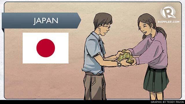 Không chỉ các nam thanh niên ế, phụ nữ Nhật Bản cũng điêu đứng vì Valentine - Ảnh 3.