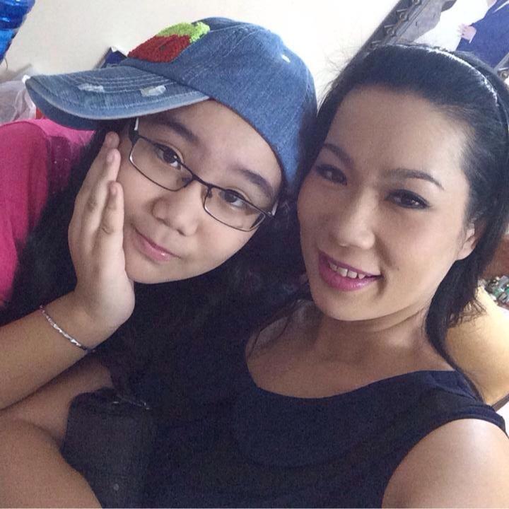 Con gái NSƯT Trịnh Kim Chi: Cô bé da đen mũm mĩm lột xác thành thiếu nữ xinh xắn, cao 1m72 - Ảnh 2.