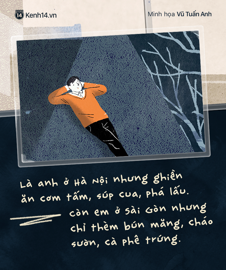 Sài Gòn, Hà Nội và những người yêu xa: Cách nhau 2h bay và gần 2000 cây số toàn thương với nhớ - Ảnh 5.