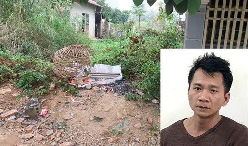 Phát hiện vết máu của nữ sinh bị sát hại khi đi giao gà cho mẹ chiều 30 Tết trên thùng xe tải - Ảnh 2.