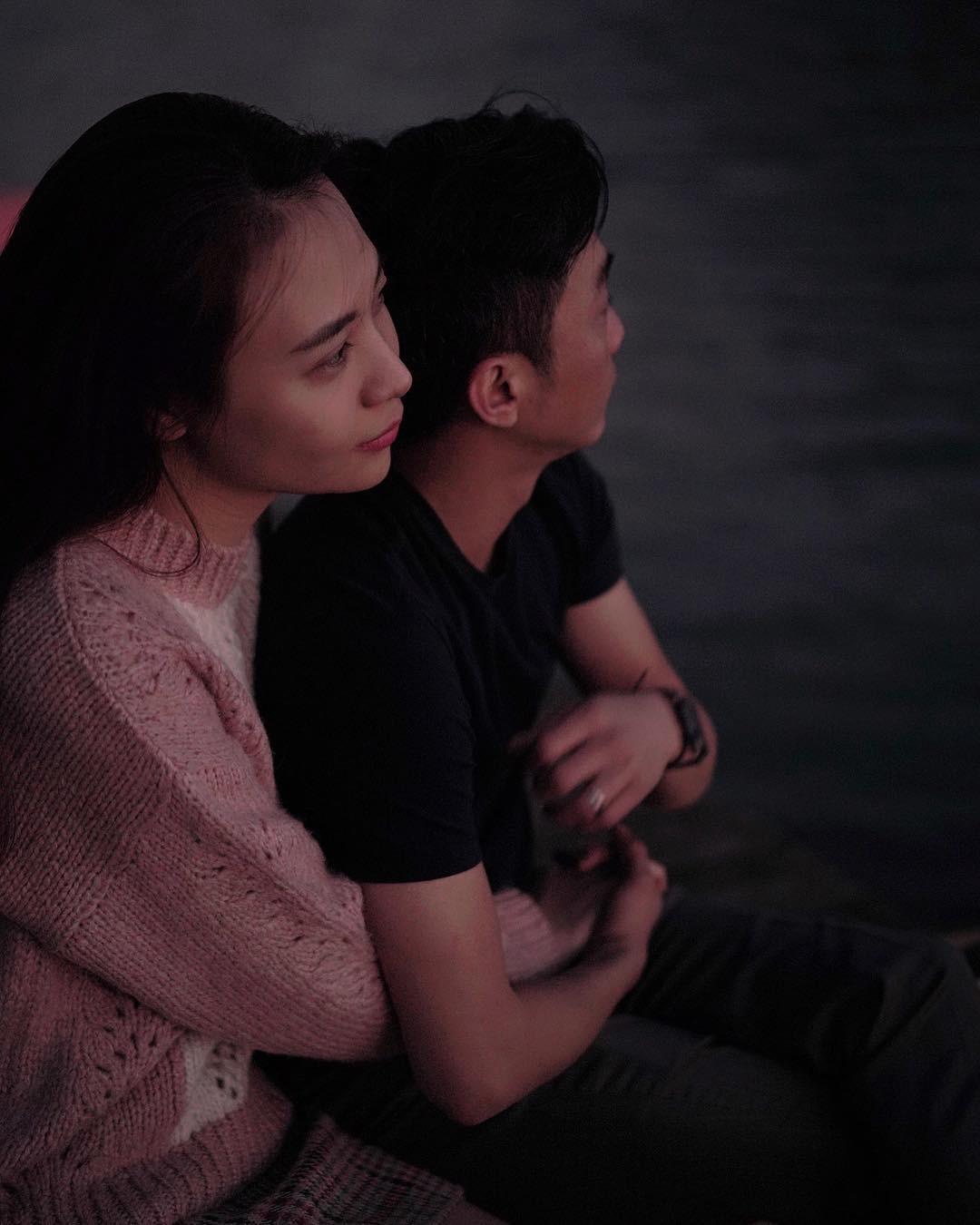 Đàm Thu Trang chúc mừng sinh nhật Cường Đô La vừa lãng mạn, vừa ấm áp - Ảnh 1.