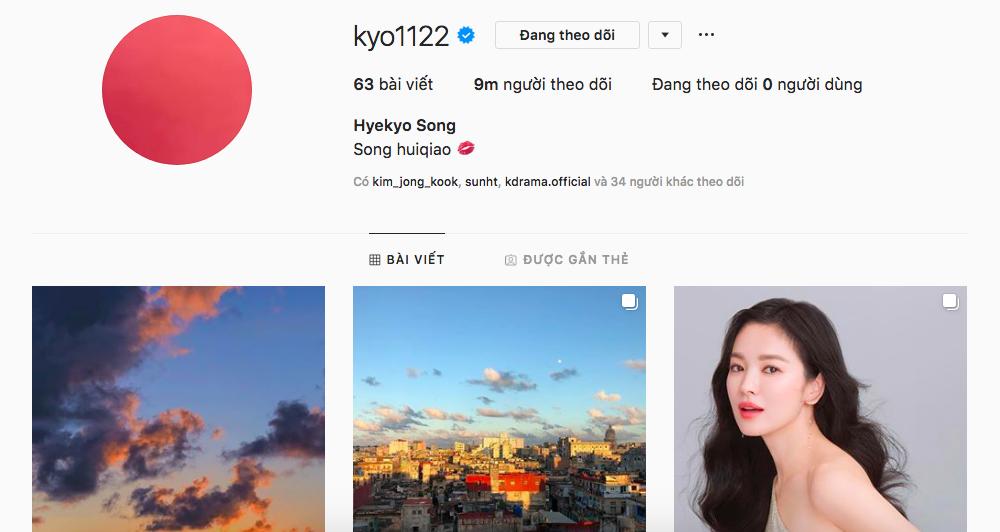 Ồn ào đầu năm: Rộ tin Song Song ly dị vì động thái mới nhất của Song Hye Kyo trên Instagram - Ảnh 3.