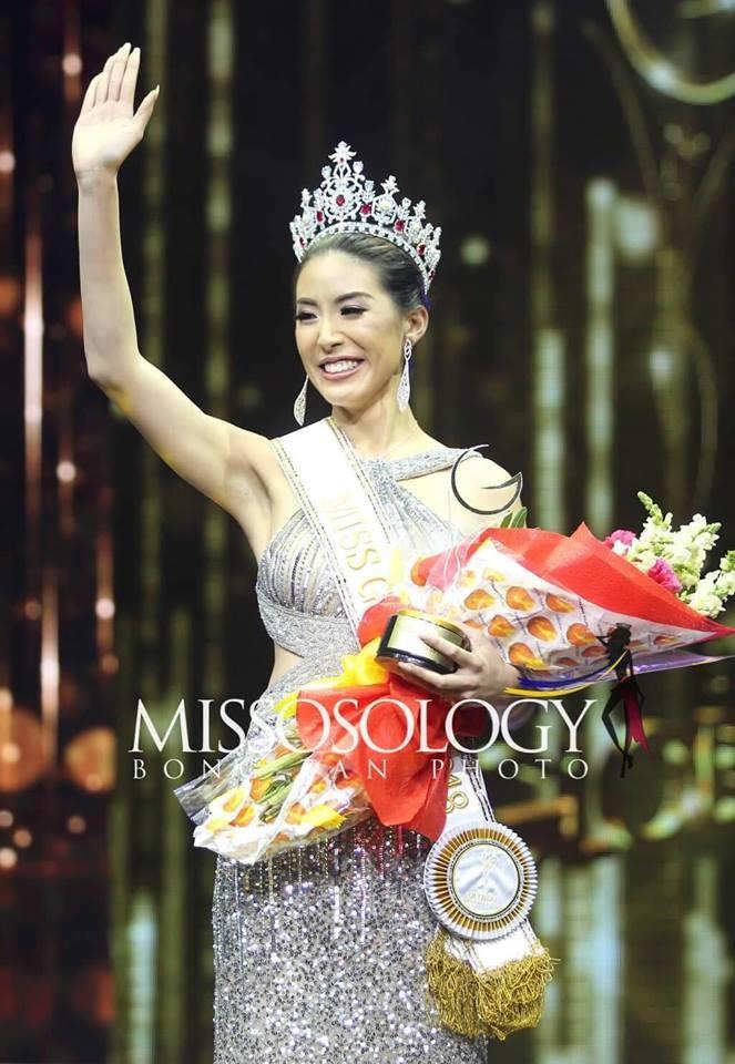 Hoa hậu Toàn cầu 2019 kém sắc, Á hậu bị trao nhầm giải, nhưng đỉnh điểm tràng cười lại là cô Á hậu tuột vương miện - Ảnh 2.