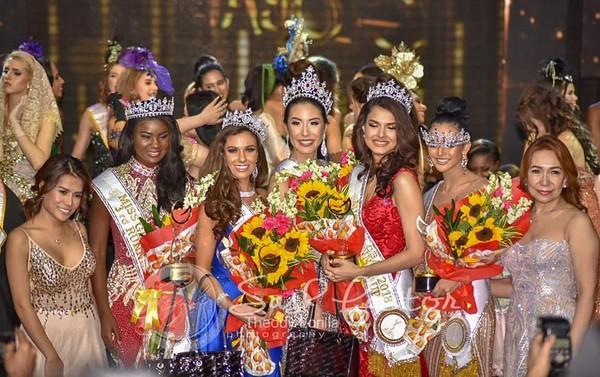 Hoa hậu Toàn cầu 2019 kém sắc, Á hậu bị trao nhầm giải, nhưng đỉnh điểm tràng cười lại là cô Á hậu tuột vương miện - Ảnh 5.