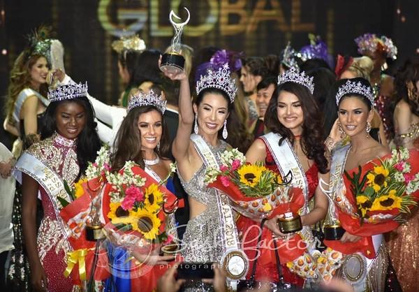 Hoa hậu Toàn cầu 2019 kém sắc, Á hậu bị trao nhầm giải, nhưng đỉnh điểm tràng cười lại là cô Á hậu tuột vương miện - Ảnh 4.