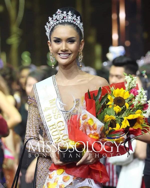 Hoa hậu Toàn cầu 2019 kém sắc, Á hậu bị trao nhầm giải, nhưng đỉnh điểm tràng cười lại là cô Á hậu tuột vương miện - Ảnh 6.