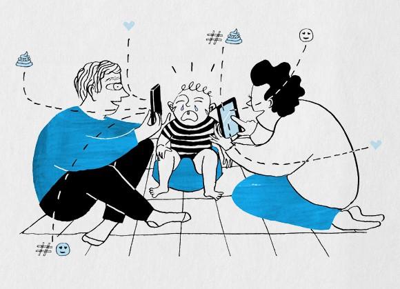 """Nỗi khổ của con cái khi có bố mẹ học """"chơi Facebook"""": Chuyện dở khóc dở cười mấy ai thấu hiểu - Ảnh 1."""