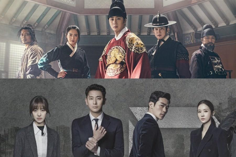 """""""Haechi"""" của Jung Il Woo """"mở hàng"""" ăn khách, ăn đứt phim của Joo Ji Hoon và Nam Joo Hyuk!"""
