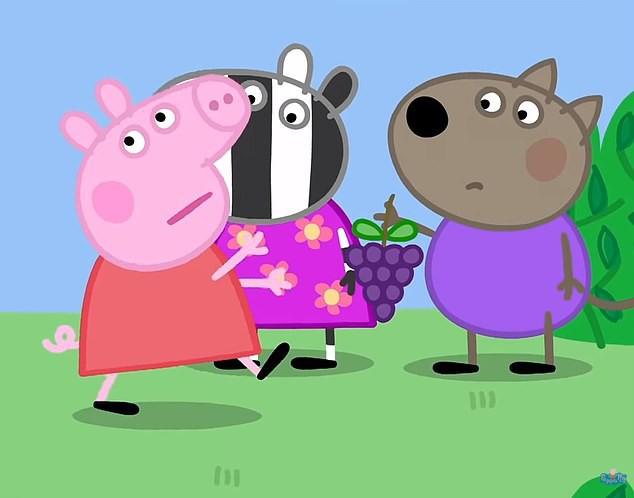 Phụ huynh Mỹ cáo buộc hoạt hình Peppa Pig khiến con em họ nói giọng... nước khác - Ảnh 1.