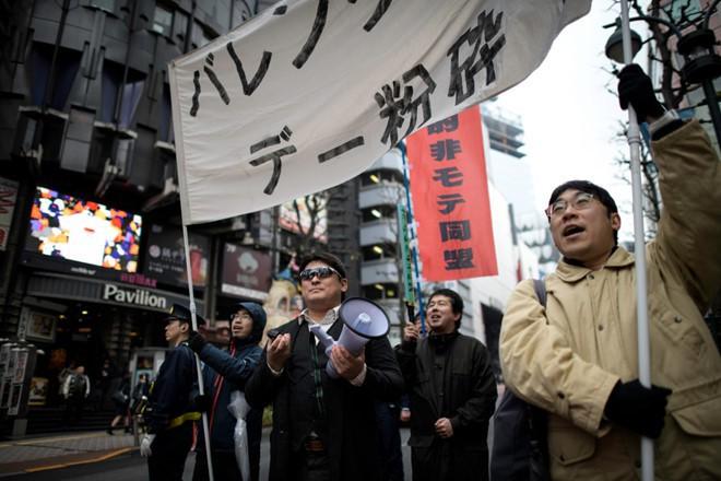 Không chỉ các nam thanh niên ế, phụ nữ Nhật Bản cũng điêu đứng vì Valentine - Ảnh 1.