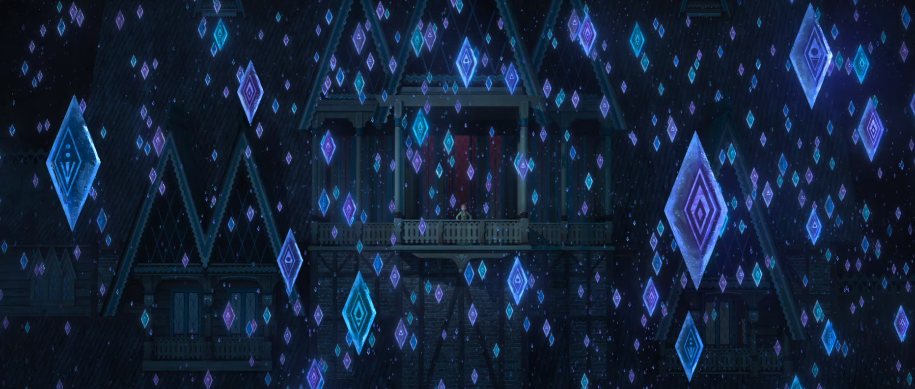 Ice Queen Elsa is facing the new enemy ... autumn in the frozen 2 tease - Picture 4.