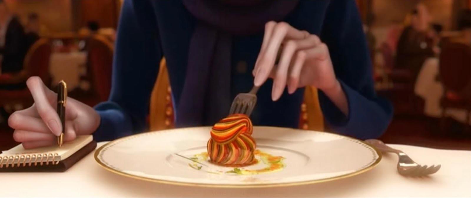 Tại sao những nhà hàng sang trọng bậc nhất luôn phục vụ khẩu phần ăn bé tí trên một chiếc đĩa to? - Ảnh 1.