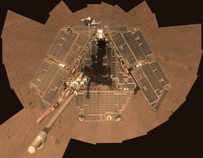 NASA khai tử tàu thăm dò Opportunity: kết thúc sứ mệnh oai hùng của WALL-E đời thực, vượt chỉ tiêu tới 14 năm - Ảnh 4.