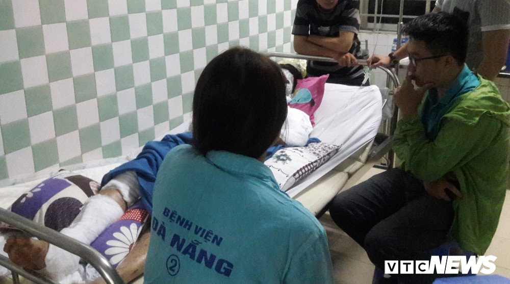 Đôi nam nữ Việt kiều kể khoảnh khắc bị tạt a xít, tấn công trong đêm - Ảnh 4.