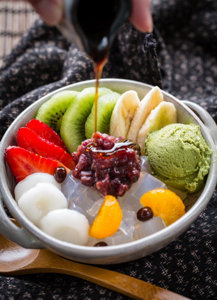 Người Nhật có một sự cuồng không nhẹ với đậu đỏ và đây là những món ăn chứng minh điều đó - Ảnh 3.