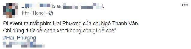 Sao Việt và khán giả Hà Nội rần rần vì Hai Phượng: Từ đầu tới cuối thót tim quá mức! - Ảnh 15.