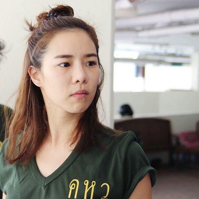 Soi mặt mộc của dàn mỹ nhân hack tuổi đỉnh nhất Thái Lan: Người đẹp bất chấp, kẻ già dặn bất ngờ - Ảnh 16.