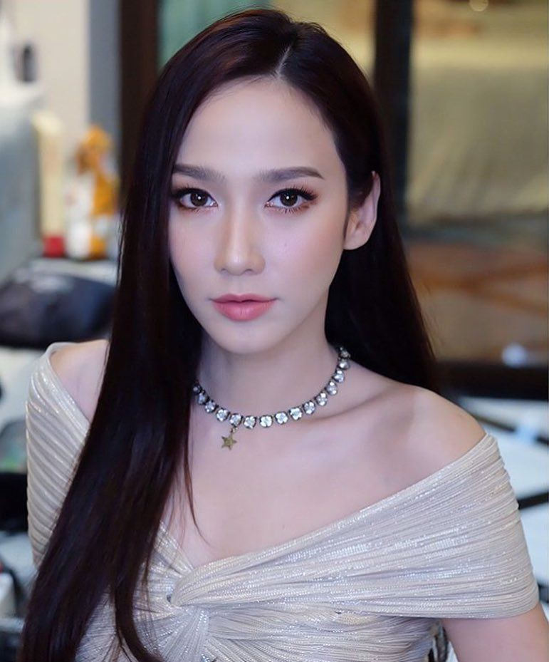 Soi mặt mộc của dàn mỹ nhân hack tuổi đỉnh nhất Thái Lan: Người đẹp bất chấp, kẻ già dặn bất ngờ - Ảnh 28.
