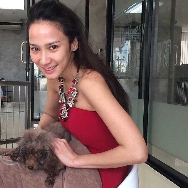 Soi mặt mộc của dàn mỹ nhân hack tuổi đỉnh nhất Thái Lan: Người đẹp bất chấp, kẻ già dặn bất ngờ - Ảnh 29.