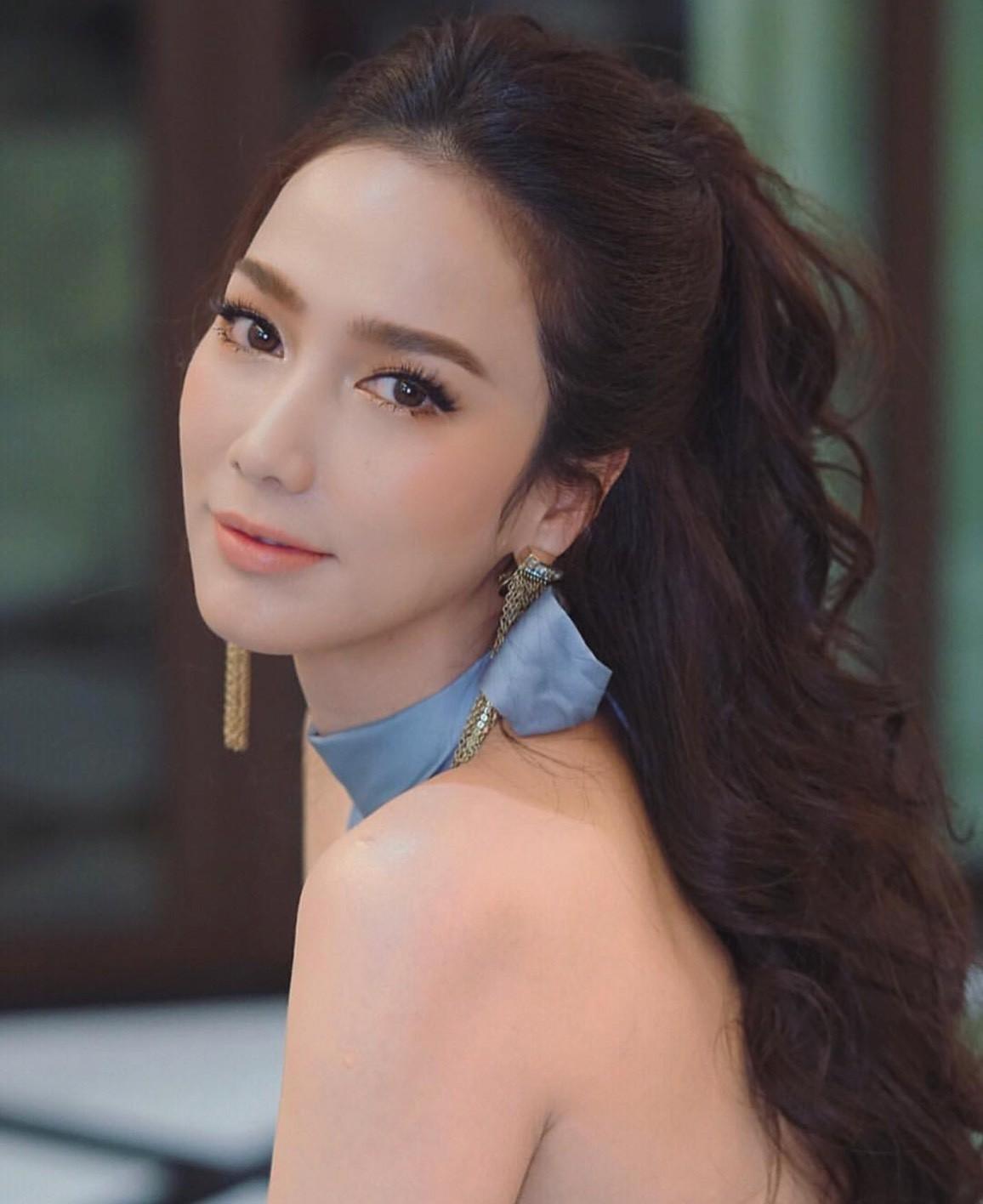 Soi mặt mộc của dàn mỹ nhân hack tuổi đỉnh nhất Thái Lan: Người đẹp bất chấp, kẻ già dặn bất ngờ - Ảnh 33.