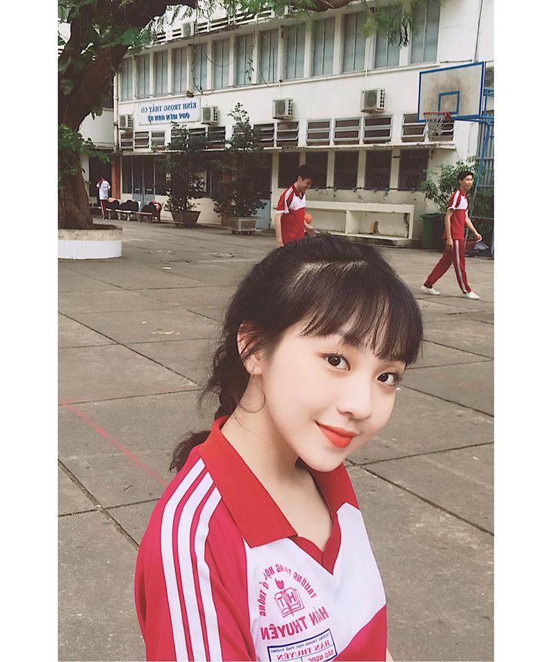 Tuyển tập những nữ sinh hot nhất THPT Hàn Thuyên (Sài Gòn): Ai cũng xinh đẹp, thần thái và rất có tố chất hot girl - Ảnh 8.