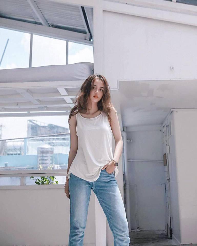 Tuyển tập những nữ sinh hot nhất THPT Hàn Thuyên (Sài Gòn): Ai cũng xinh đẹp, thần thái và rất có tố chất hot girl - Ảnh 13.